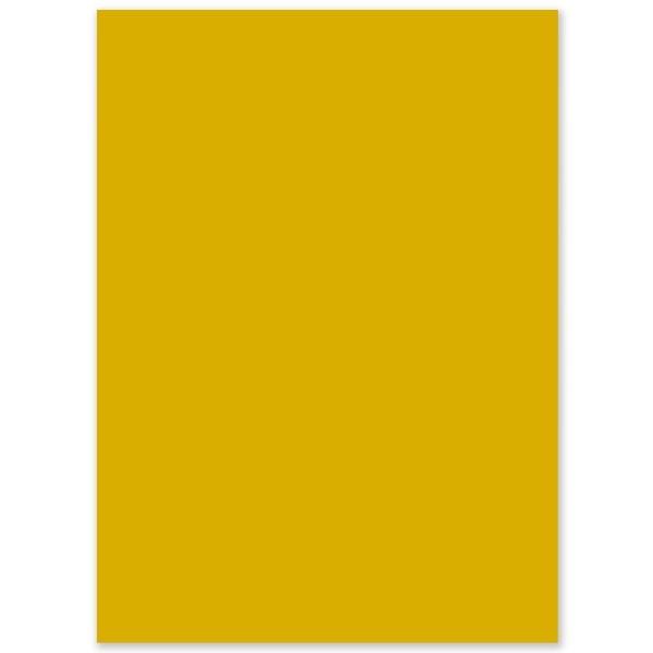 Paraffinbeschichtetes Transparentpapier, DIN A4, gelb