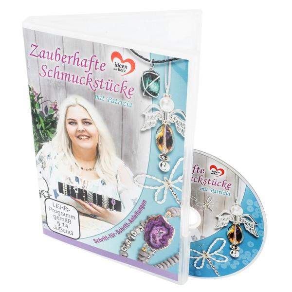 DVD Zauberhafte Schmuckstücke mit Patrizia, 87 Minuten