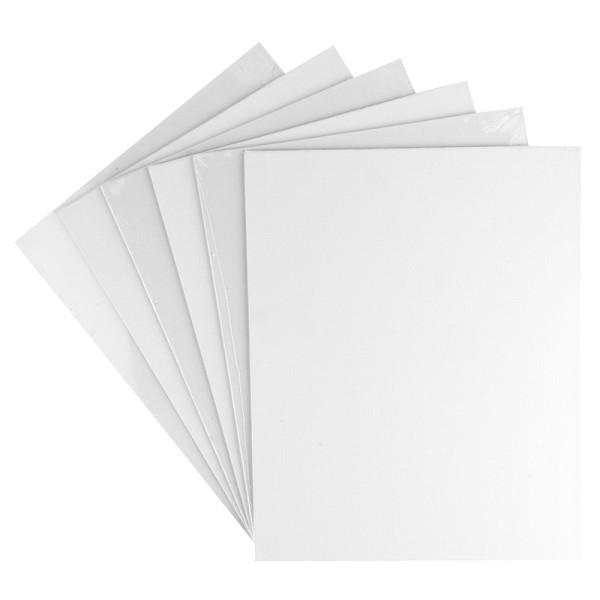 Malkartons, Akademie-Qualität, 24cm x 30cm, 6 Stück