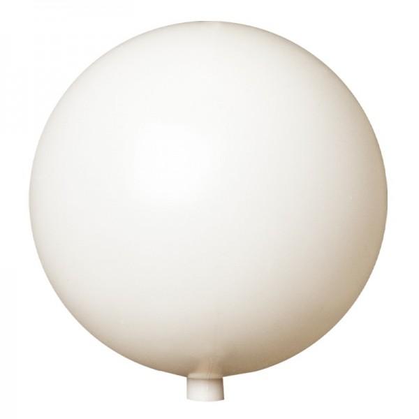 Gartenkugel, Ø 8 cm, weiß