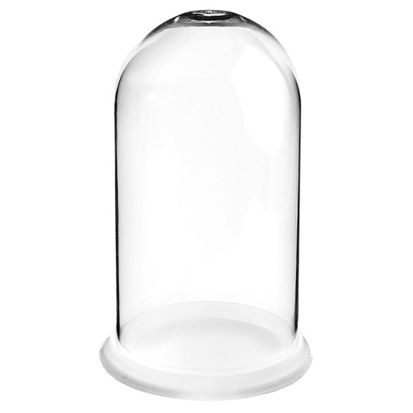 Deko-Glocke, Ø 9,8cm, 18,5cm hoch