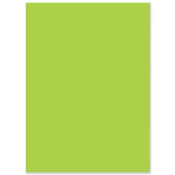 Paraffinbeschichtetes Transparentpapier, DIN A4, hellgrün