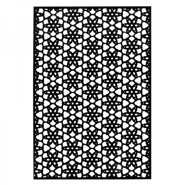 Stanzschablone, Hintergrund 2, 9,4cm x 14,4cm