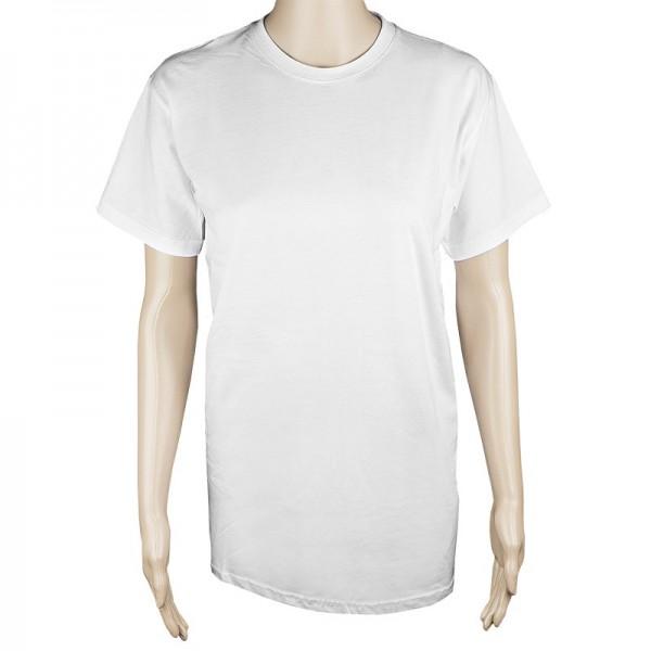 Kinder T-Shirt, weiß, Größe 128