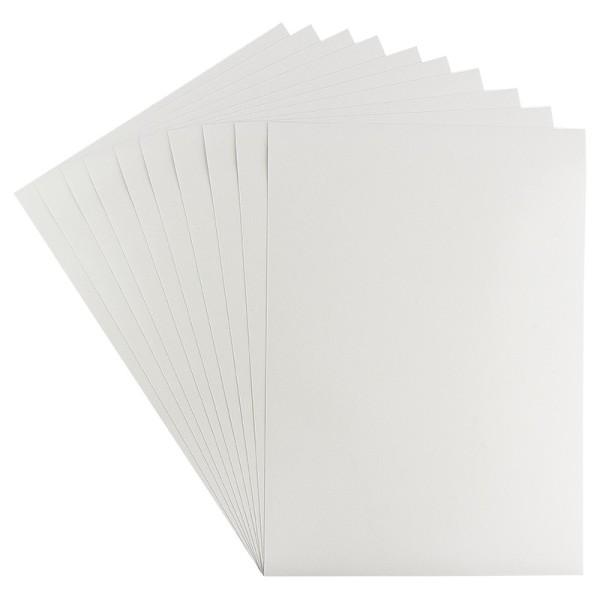 Doppelseitige Klebefolie, DIN A4, 10 Bogen