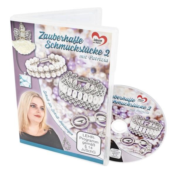 DVD Zauberhafte Schmuckstücke 2 mit Patrizia , 86 Minuten