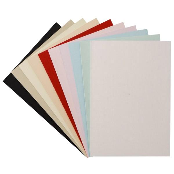 """30er Grußkarten-Set, """"Barcelona"""", C6, 10 Farben"""