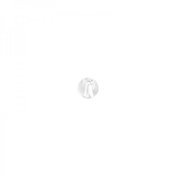 Glaskunst, Perlen, Kugel, Ø 0,6cm, klar, 140 Stück