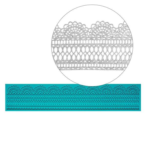Silikon-Dekormatte, Design 18, 38,9cm x 8cm x 0,2cm