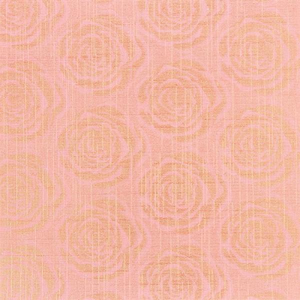 Design Faltpapiere, Rosen-Design, 10 x 10 cm, 100 Blatt, rosa