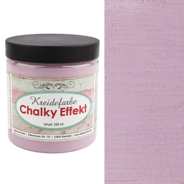 Chalky Effekt, Kreidefarbe, flieder, 250ml