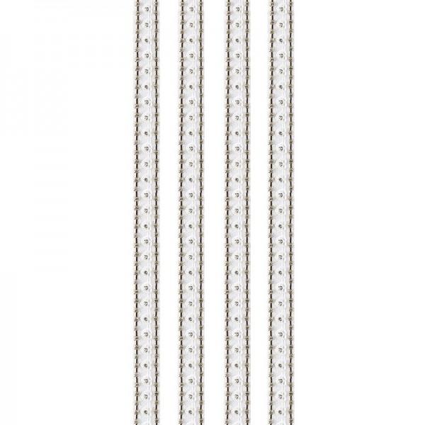 """Premium-Schmuck-Bordüren """"Glamour 7"""", selbstklebend, 29cm, gold/perlmutt"""