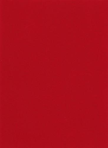 Kuschel-Deko-Samtkarton, DIN A5, rot, 10 Stück
