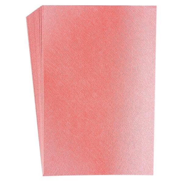 "Faltpapiere ""Nova 21"", 10x15cm, 50 Stück, rot"