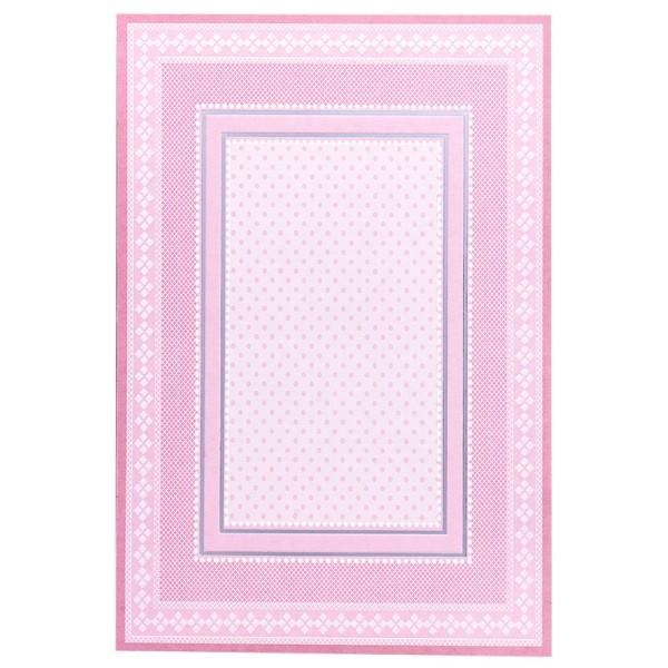 Motiv-Grußkarten, pastell-rosa, B6, inkl. Umschläge, 10 Stück