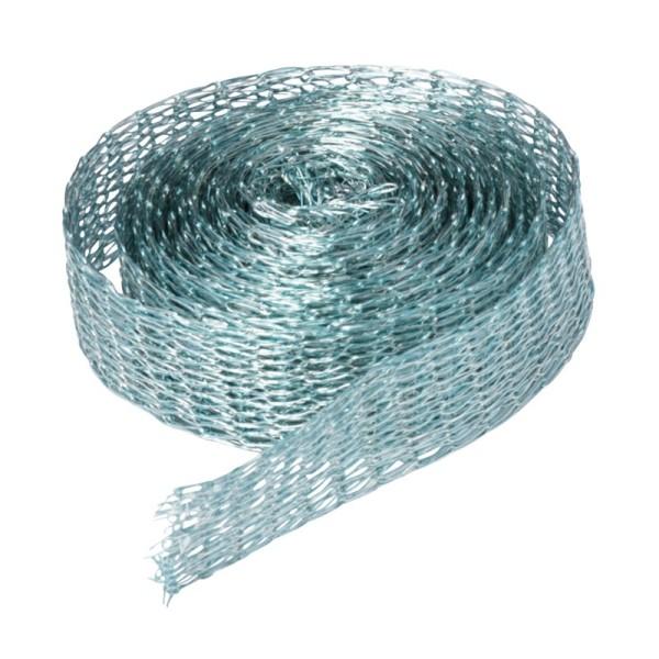 Titan-Mesh Collier-Band, 1 cm x 1 m, mint