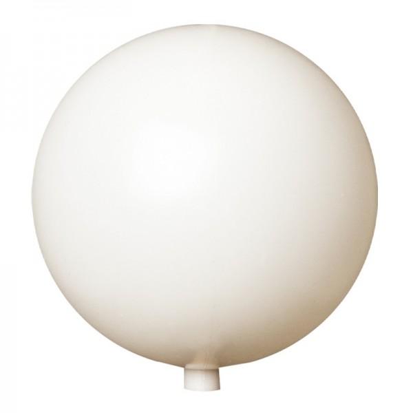 Gartenkugel, Ø 7 cm, weiß