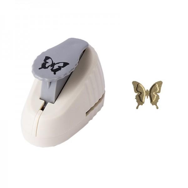 Prägestanzer, Schmetterling, 1,4cm x 1,3cm