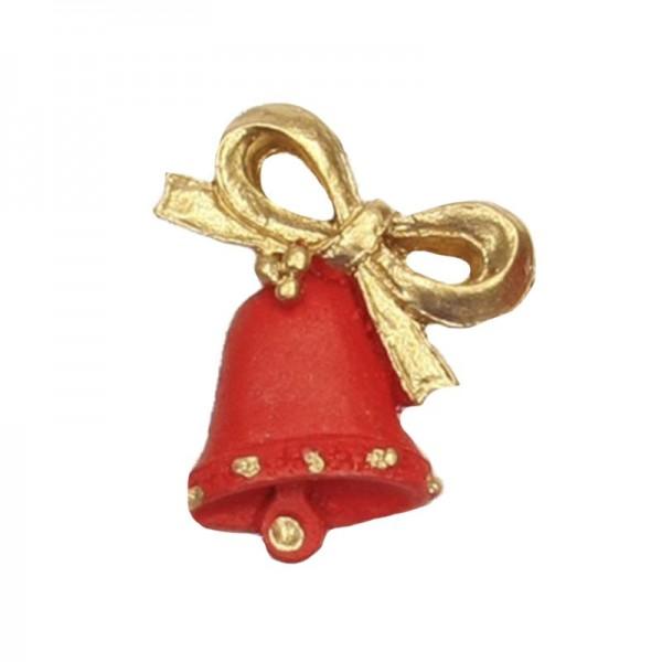 Relief-Glocken, 3 x 3 cm, 10er Set