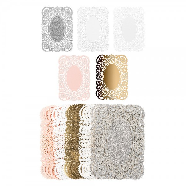 Laser-Kartenaufleger, Rahmen 1, 14,8cm x 10,2cm, 220 g/m², 5 Farben, 20 Stück