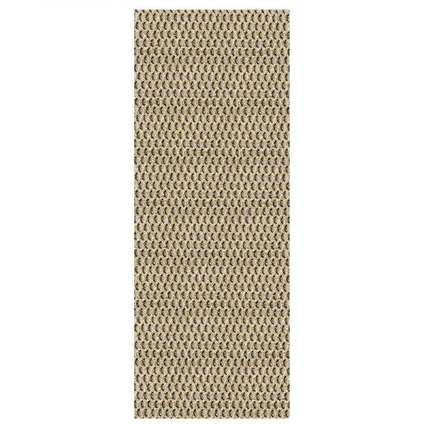 "Stoffe Royal ""3-D Glimmer-Netze"", selbstklebend, 10 x 29 cm, 5 Stück, hellgold"