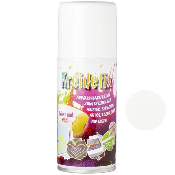 """Sprühfarbe """"Kreidefix"""", weiß, 150 ml"""