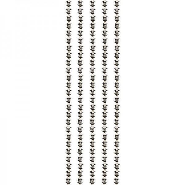 "Premium-Schmuck-Bordüren ""Herz 1"", selbstklebend, 29cm, gold"