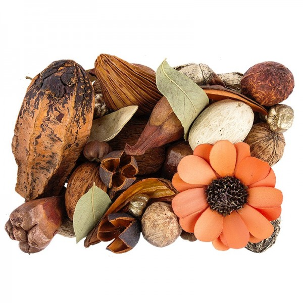 Potpourri, Glamour, 350g, orange