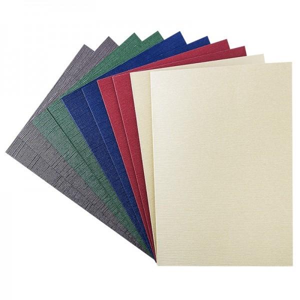 """Grußkarten """"Athen"""", B6, kräftige Farbtöne, inkl. Umschläge, 10 Stück"""