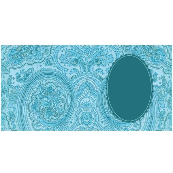Motiv-Doppelgrußkarte im Edel-Design, 16x16cm, Design 7