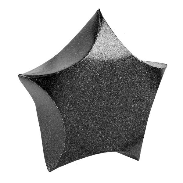 Stanzschablone, Faltbox Stern, 17,5cm x 11,4cm
