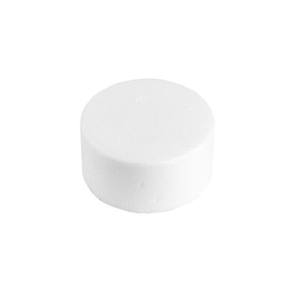 Styropor-Podest, rund, Ø10 cm, 5 cm hoch