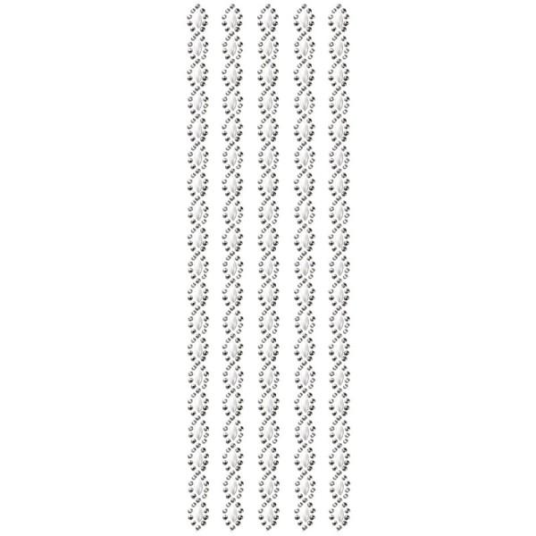 Royal-Schmuck, 5 selbstklebende Bordüren, 29 cm