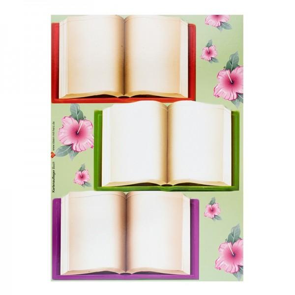 Kartenaufleger, Buch