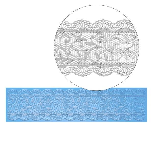 Silikon-Dekormatte, Design 7, 40cm x 10cm x 0,2cm