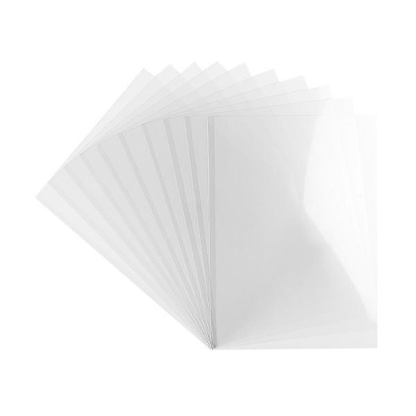 Windradfolien, DIN A5, 200µ, 10 Stück