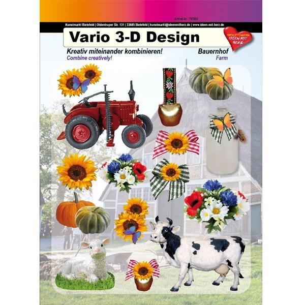 Vario 3-D Design, Bauernhof