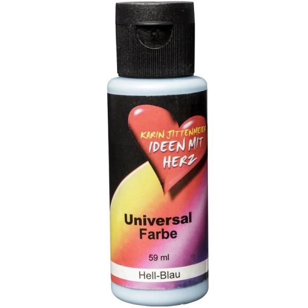 Universal Farbe, 59 ml, Hellblau