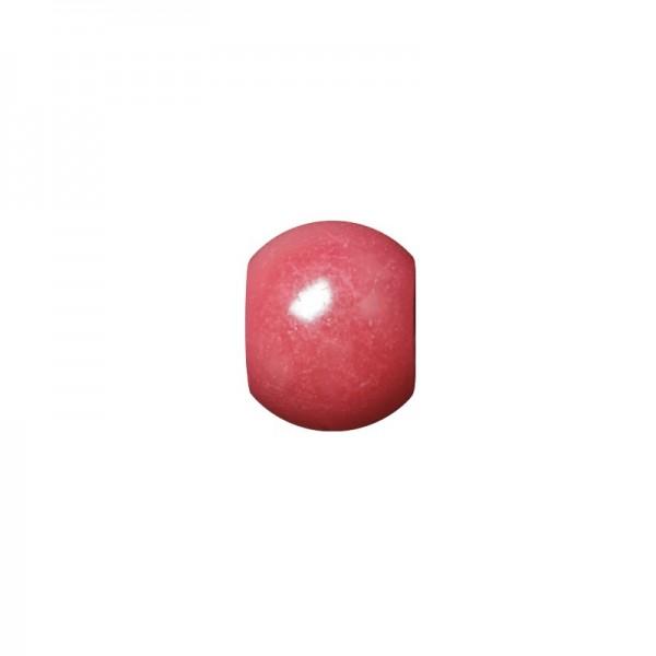 """Perlen """"Mona"""", Ø10 mm, 50 Stück, rosa-irisierend"""