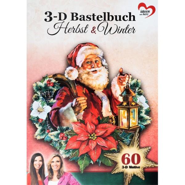 Bastelbuch: Herbst & Winter, 20 Stanzbogen, DIN A4