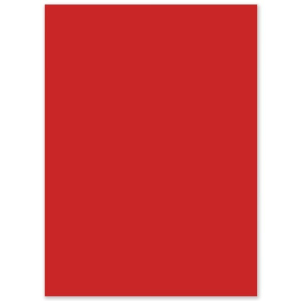 Paraffinbeschichtetes Transparentpapier, DIN A4, rot