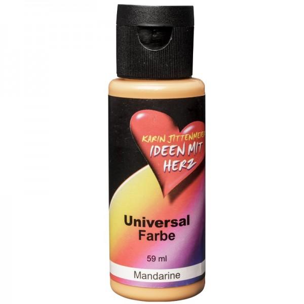 Universal Farbe, 59 ml, Mandarine
