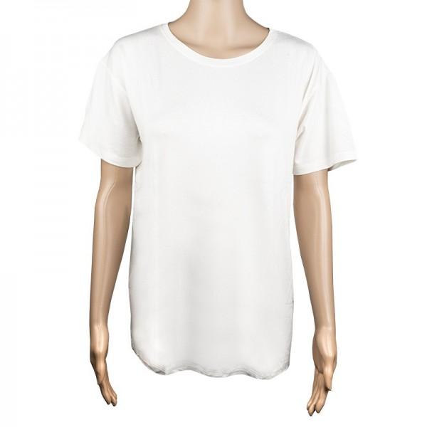 Damen-T-Shirt, Größe XL, creme