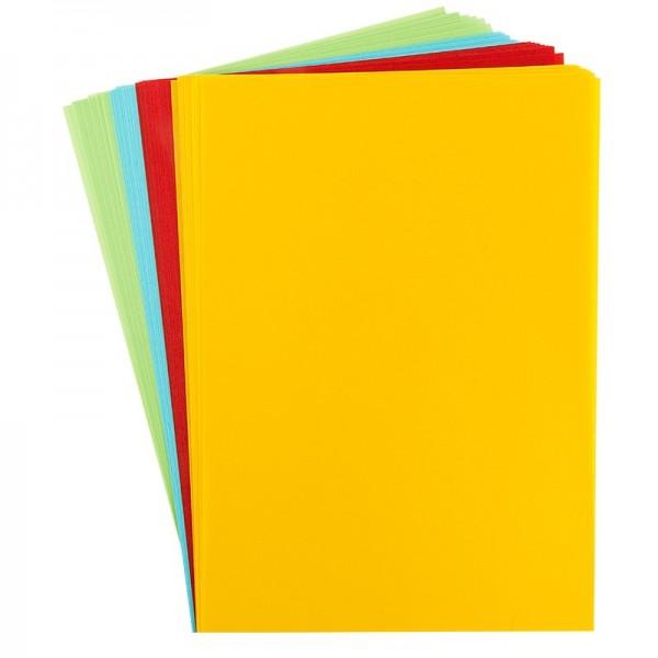 Paraffinbeschichtetes Transparentpapier, DIN A4, 40 Bogen