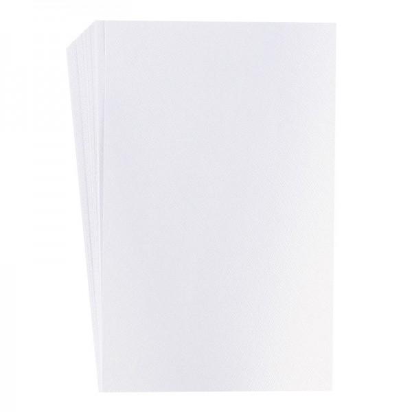 """Faltpapiere """"Nova 14"""", 10x15cm, 50 Stück, weiß"""