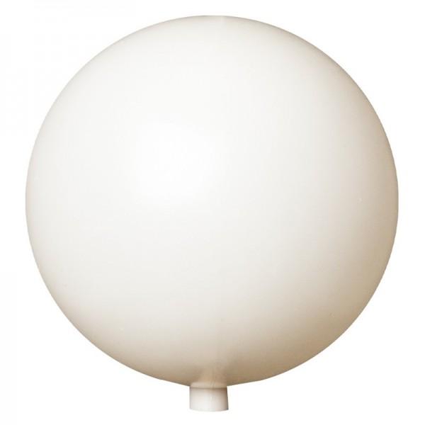 Gartenkugel, Ø 10 cm, weiß