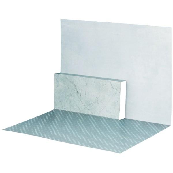 Pop-Up-Grußkarten-Einleger, gefaltet 11 x 15,5 cm, Punkte, türkis
