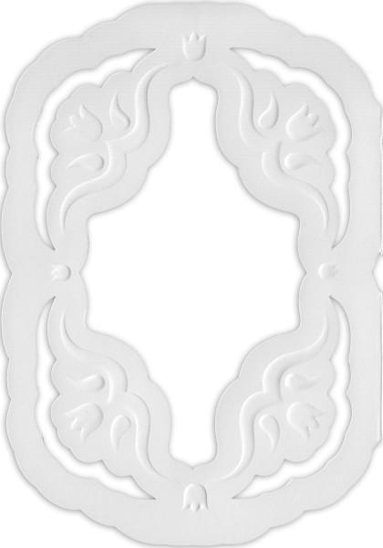 Ornamentik-Grußkarten, B6, 10 Stück, Design 5