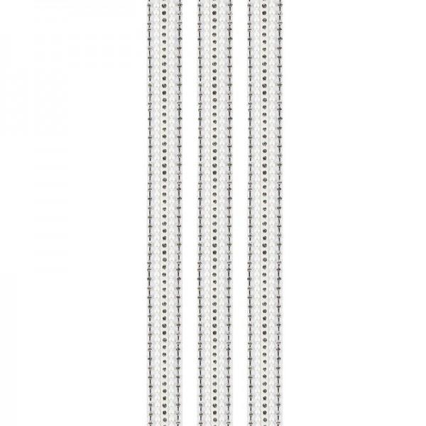 """Premium-Schmuck-Bordüren """"Glamour 2"""", selbstklebend, 29cm, silber/perlmutt"""