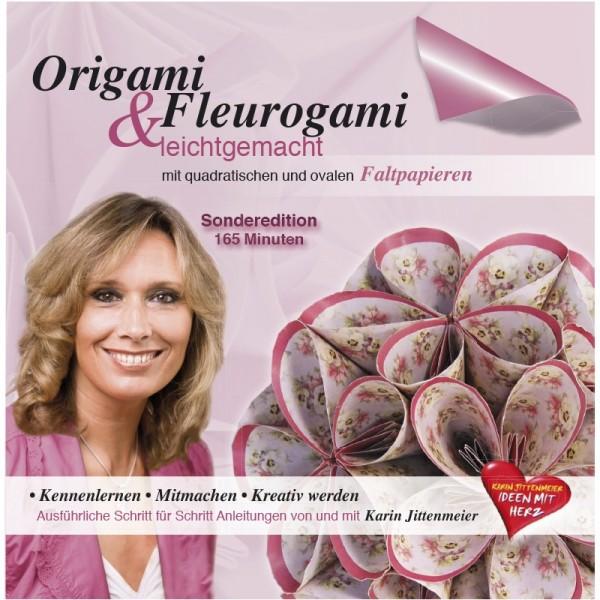 DVD, Faltideen, Origami & Fleurogami *Sonderedition*, 165 min